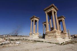 El Ejército sirio recupera la ciudad de Palmira tras una nueva ofensiva contra Estado Islámico