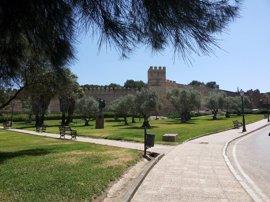 Una visita guiada recorrerá parte de la Alcazaba musulmana de Badajoz a través de sus puertas