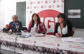 La brecha salarial entre hombres y mujeres supone 6.300 euros de diferencia anuales en Aragón