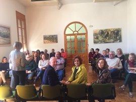 La Junta invierte 350.000 euros en mejorar el parque público de vivienda en el Levante