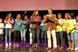 La Diputación de Málaga reconoce a una veintena de mujeres y entidades por su labor a favor de la igualdad de género