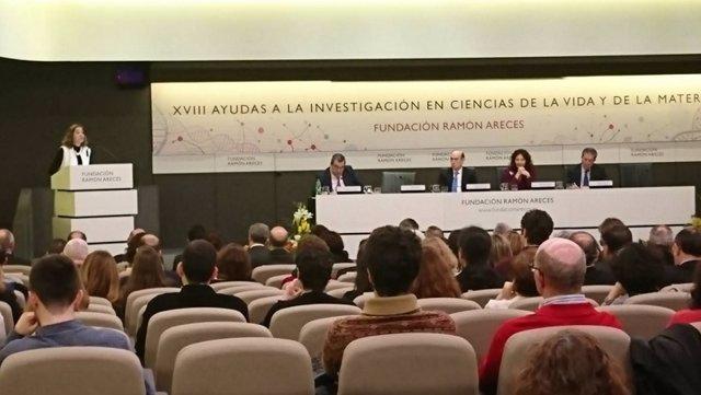 Premios Fundacion Ramón Areces