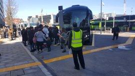 Más de 100.000 personas utilizan la estación provisional de Termibus