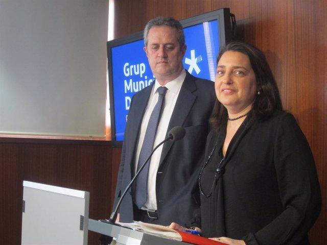 J.Forn Y S.Recasens, Del Grupo Municipal Demòcrata De Barcelona