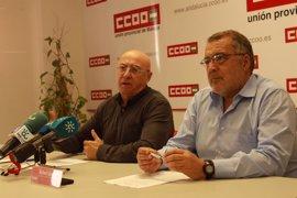 CCOO plantea al Consejo Social una manifestación en junio si la Junta no avanza en las mejoras de la sanidad en Málaga
