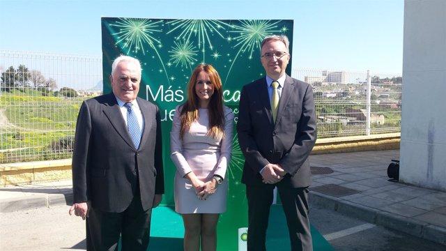 Inauguración de nuevas estaciones de servicio de BP y Cointer en Cádiz