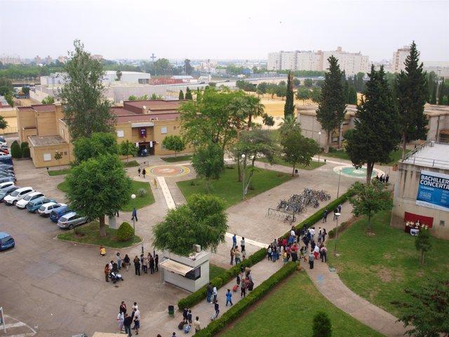 Colegio 'Altair' de Sevilla