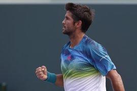 Verdasco supera a Monfils y Murray salva siete bolas de partido camino a semifinales en Dubai