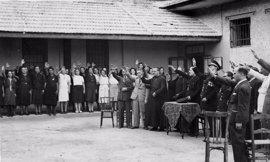 Sabadell recuerda a las mujeres presas durante el franquismo