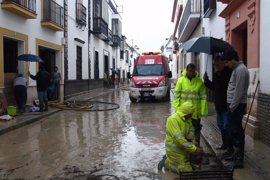 El PP insta a la Junta a abonar las indemnizaciones a vecinos de Écija afectados por las inundaciones de 2010