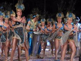 Los delitos se reducen un 35% en el Carnaval de Sitges