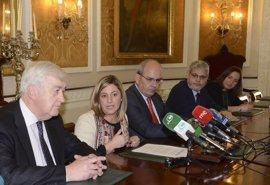 Diputación y Cámaras de Comercio colaboran para aumentar las exportaciones de empresas gaditanas