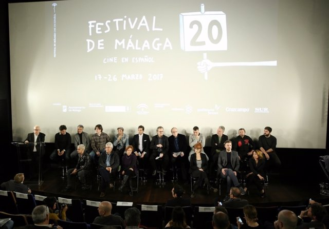 Presentación de la Sección Oficial de Largometrajes del Festival de Málaga