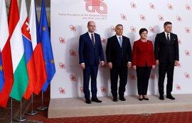 Polonia, Eslovaquia, República Checa y Hungría piden más peso en la UE para los parlamentos nacionales