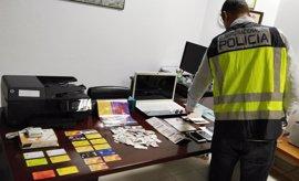 Detenido un hombre por suplantar 40 identidades para defraudar más de 80.000 euros