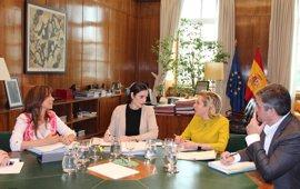 """El Ministerio de Agricultura avanza en el proyecto para lograr el """"vertido cero"""" al Mar Menor"""