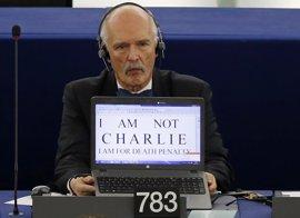 Las otras intervenciones machistas y xenófobas del eurodiputado Janusz Korwin-Mikke