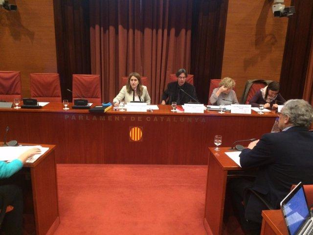 Comisión de Asuntos y Relaciones Internacionales y Exteriores