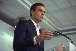 Pedro Sánchez pospone su acto en Barcelona por coincidir con el Consell Nacional del PSC