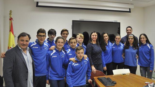 Felicitación al equipo ACN Marismas