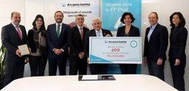 Atlantic Copper se adhiere a la Alianza para la FP Dual con un convenio con la Fundación Bertelsmann