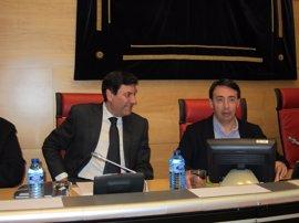 Carriedo niega una situación generalizada de cierre de empresas en Valladolid y la sitúa al frente del dinamismo de CyL