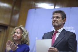 El PSOE quiere que Catalá aclare en el Congreso si cesó a Madrigal por  no nombrar a determinados fiscales