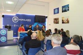"""El PP de Soria muestra su apoyo """"unánime y contundente"""" a la vaquería de Noviercas"""