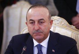 Cavusoglu convoca al embajador de Alemania tras el veto a un acto del ministro de Justicia turco