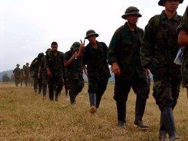 Disidentes de las FARC parten hacia las zonas de concentración para sumarse al proceso de paz