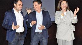 """Cs buscará """"alternativas"""" en Murcia si el PP no propone """"un candidato limpio"""" a la Presidencia"""