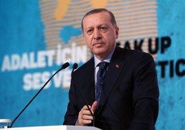 Erdogan critica a la UE y ACNUR por su respuesta ante la crisis de los refugiados
