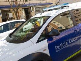 Dos policías heridos en una persecución de unos ladrones en Abrera