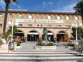 El Hospital San Juan de Dios celebra el día de su fundador con diferentes actos