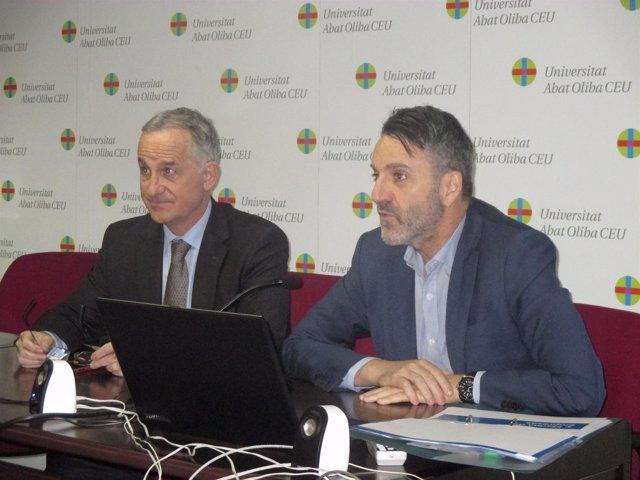 J. Corona y J.Jiménez