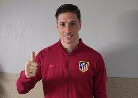 """Torres: """"Ya estoy contando los días y las horas para volver"""""""