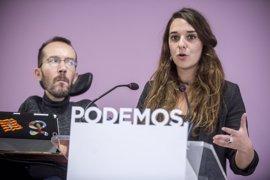 """Podemos justifica la ausencia de Errejón en el acto de Iglesias con las bases de Madrid: """"Todavía no es un candidato"""""""