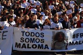 """La Junta asegura que apoyará a la familia de Maloma si finalmente ésta decide volver y """"se lo impiden"""""""