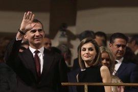 Los Reyes presiden este miércoles el concierto homenaje a las víctimas del terrorismo