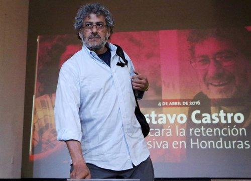 Gustavo Castro, único testigo del asesinato de Berta Cáceres