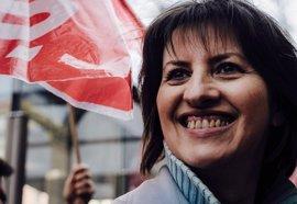 """La primera mujer que aspira a liderar CCOO Madrid promete """"sacar el sindicato a la calle"""", más unión y """"lucha"""""""