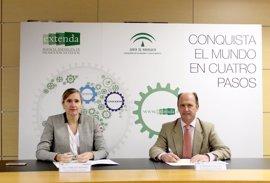 Extenda y Banco Sabadell vuelve a colaborar para facilitar servicios financieros a pymes y autónomos