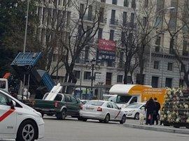 La caravana de Hazte Oír puede circular pero la Policía les denuncia por contravenir la ordenanza de publicidad