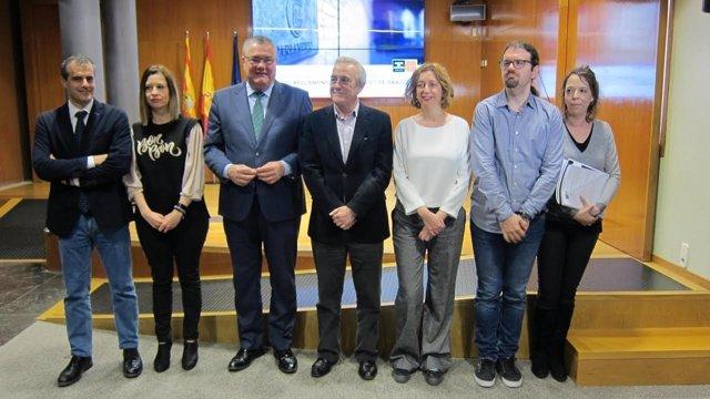 Cortes de Aragón serán más cercanas al ciudadano con el nuevo reglamento.