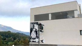 Estepona conmemora con un mural artístico el 80 aniversario del Guernica de Picasso