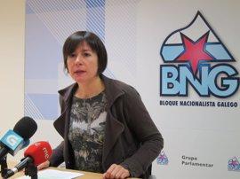 """BNG rechaza los """"disturbios"""" de Vilalba, que enmarca en el """"cuestionamiento del significado de la figura de Fraga"""""""