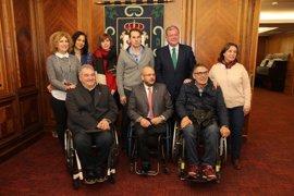 El Ayuntamiento de León se une a la aplicación móvil 'Línea Accesibilidad' de Cocemfe