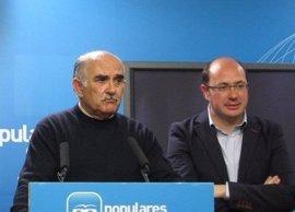 """Ex presidente murciano Alberto Garre dice que Pedro Antonio Sánchez """"debería dimitir"""""""