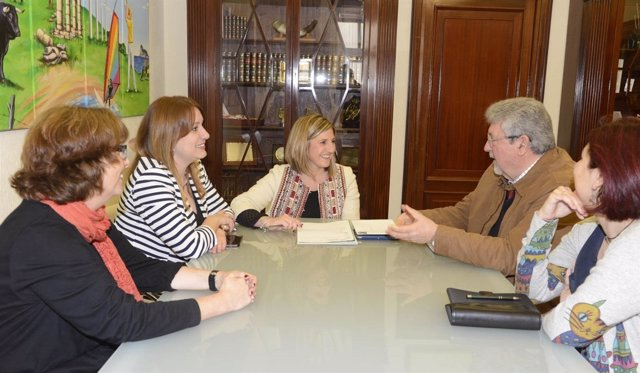 La Diputación colabora con Autismo Cádiz