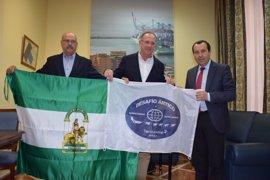 La bandera de Andalucía ondeará en el Polo Norte en una nueva expedición de Desafío Ártico